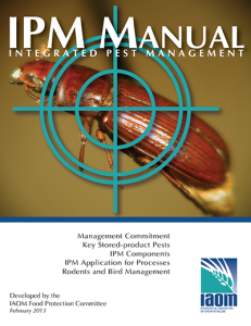 IPM Manual cover