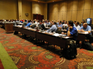 Technical Session at the Branson meeting