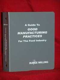 Guide To Good Manufacturing