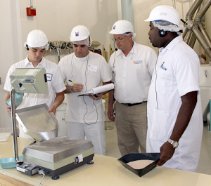Mill Processes
