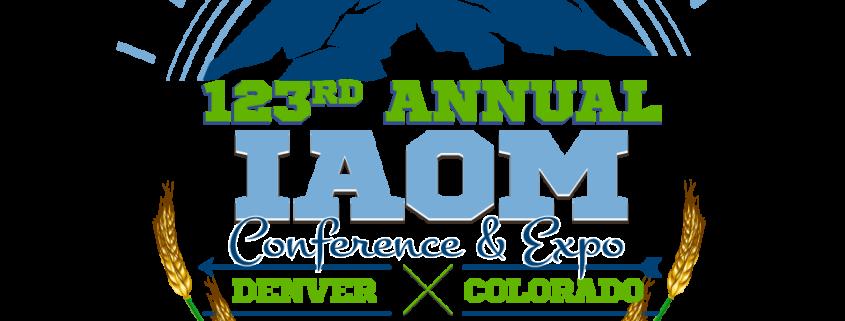 IAOM 123rd 2019 CONFERENCE Logo