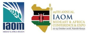 IAOM Mideast & Africa logo
