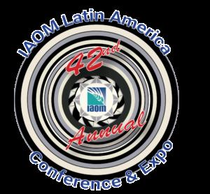 IAOM Latin America logo