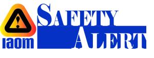Safety Alert Banner