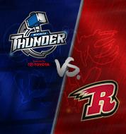 Thunder vs Rapid City